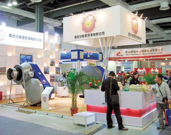 Quemadores industriales | Internacionalizacion | Quemadores | China | E&M Combustion