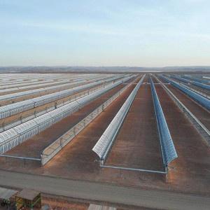 quemadores industriales de E&M Combustión en la termosolar de Ouarzazate