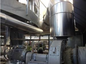 E&M Combustión - Ventilador de recirculación de gases