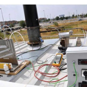 Instrumentation for measuring emissions | Pellets burners | E & M Combustion